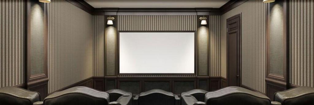 Home Entertainment Installation in Bellevue
