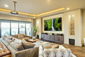 Home Entertainment Installation in Edmonds