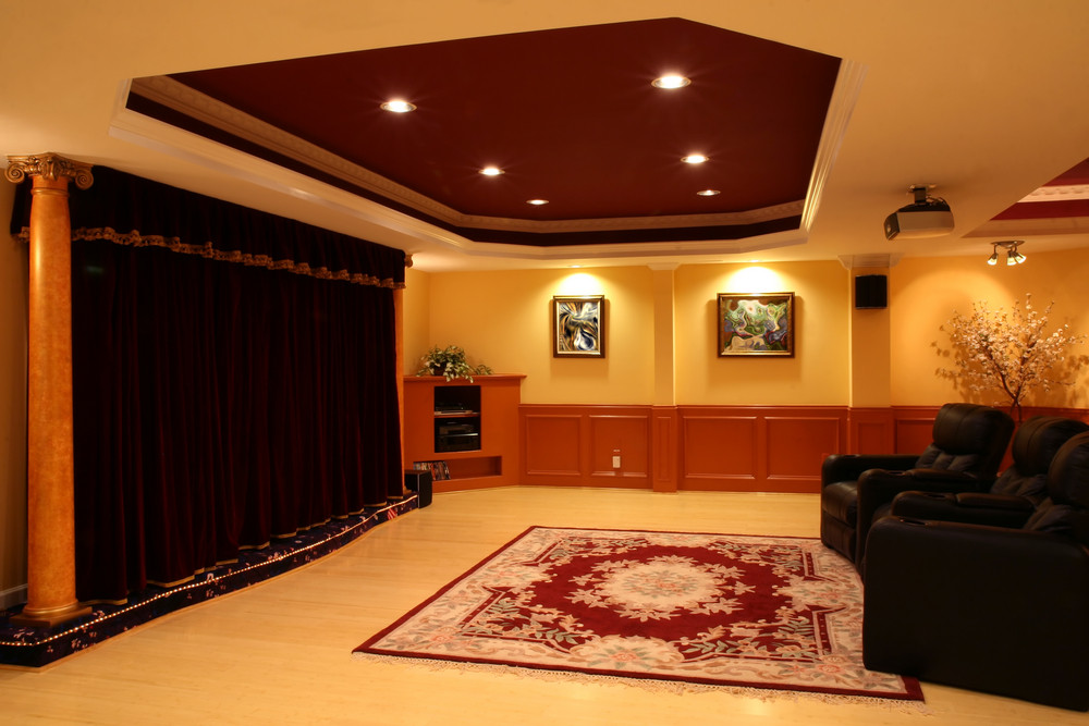 Home Entertainment Installation in Federal Way