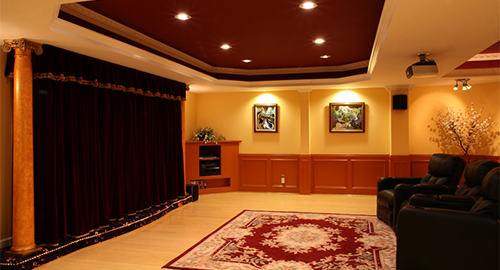 High End Audio & Video Equipment Installation And Repair Services In Marysville