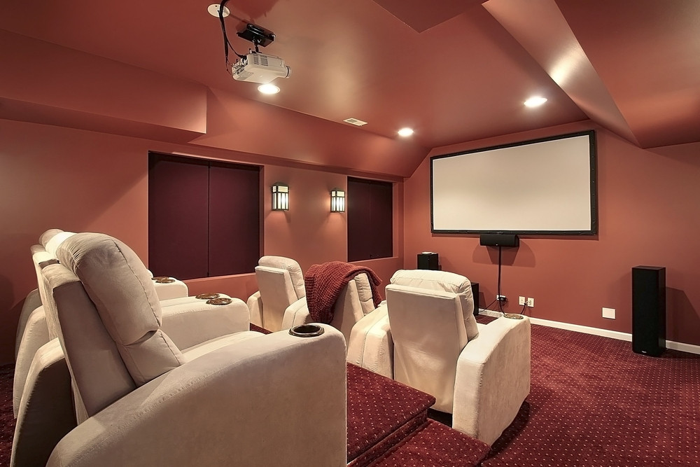 How to Construct the Ultimate Custom Home Movie Theater System Installation in Tukwila