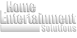 Home entertainment solutions footer logo