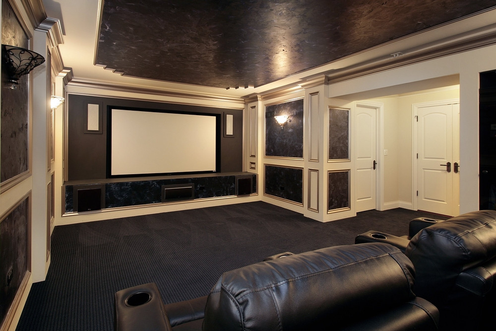 Who To Hire For Custom Home Movie Theater System Installation In Lake Stevens