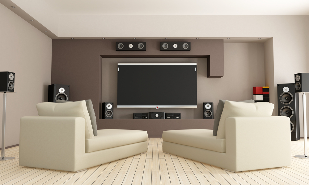 You Deserve The Best Custom Home Movie Theater System Installation In Whidbey Island