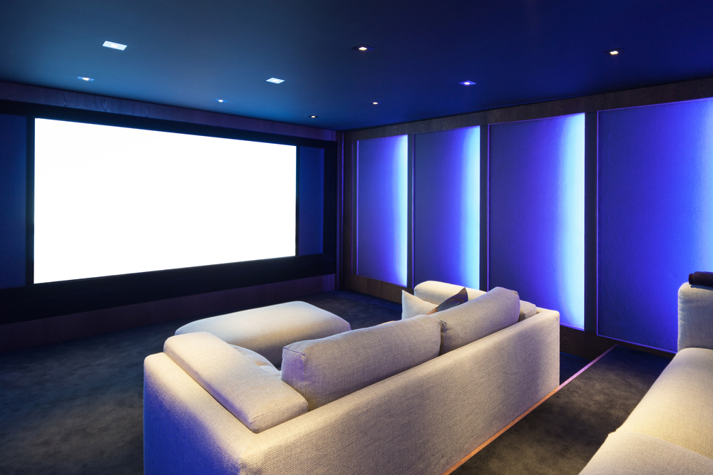 Do You Want A Custom Home Movie Theater System In Mercer Island? We Offer Design & Installation!