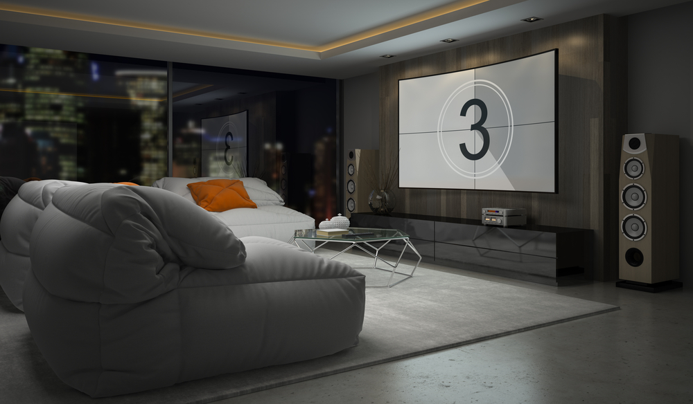 Consider Our Team For Your Home Entertainment Installation In Medina